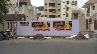 KGN Publicity - Digital Wall Painting - 9